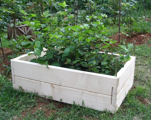 Raised Gardening Beds   Outdoor Pots And Planters