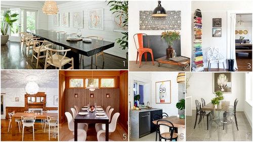Qual la vostra sedia di design preferita per la sala da pranzo - Sedie di design famosi ...