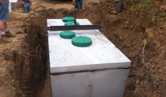 New Septic Systems Were installing