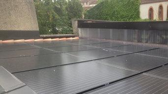 photovoltaïque et aérovoltaique