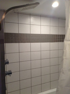 Which Color Grout Natural Gray White Or Charcoal