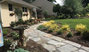 Perrinial Garden - Rock Hill