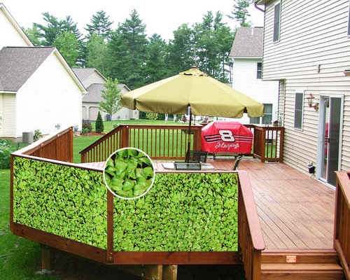 great tips for deck privacy screening