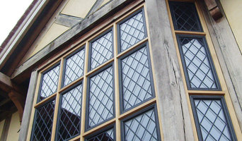 Advanced Bronze Casements in Timber Subframes