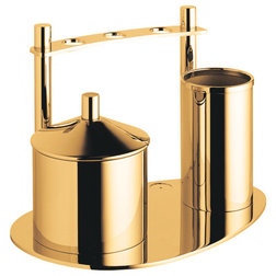 Superb Contemporary Bathroom Accessory Sets by Macral Design Corp