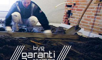 Vælg altid en håndværker med Byg Garanti