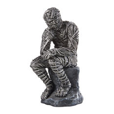 Enslavement of Knowledge Thinker Statue