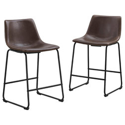 Industrial Bar Stools And Counter Stools by Walker Edison