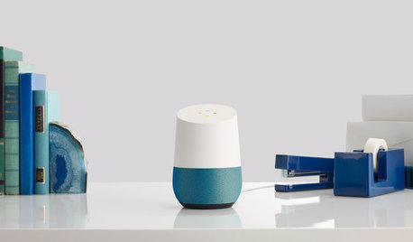 Say Hello to Stylish Tech Home Assistants