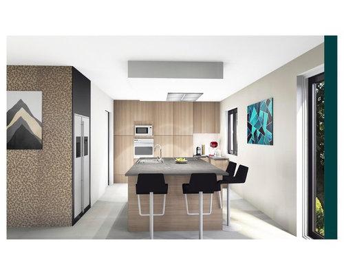 Plans agencement 3d construction de maison for Agencement maison 3d