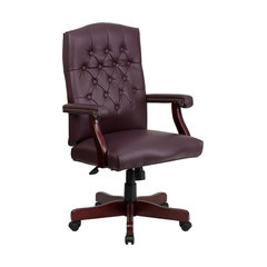 Bonded Leather Office Chair 801l Lf0019 By Lea Gg Traditional Chairs