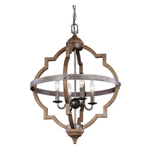 Sea Gull Lighting 4-Light Hall/Foyer, Stardust