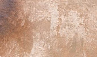 """Декоративная краска """"Эффект воздушных тканей"""""""