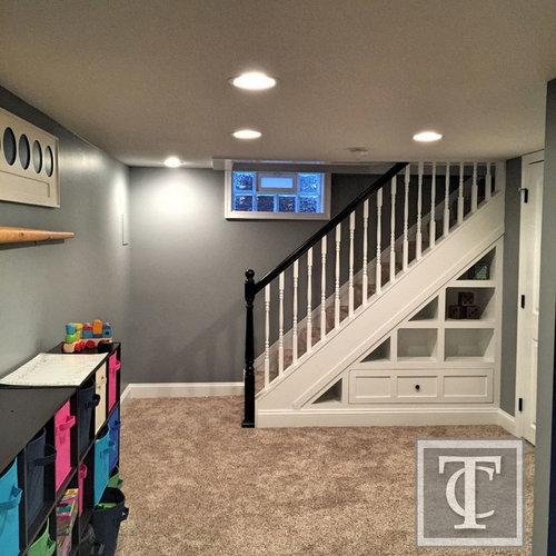 Small Basement Design Ideas, Pictures, Remodel & Decor