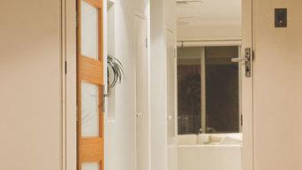 Forcefield Security Door