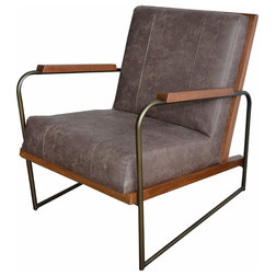 Industrial Armchairs And Accent Chairs by New Pacific Direct Inc.