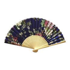 Chinese Retro Folding Fans Cosplay Handheld Fan Best Gift # 03