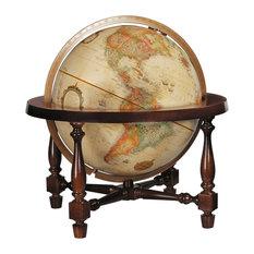 World globes houzz replogle globes colonial desktop world globe world globes gumiabroncs Images