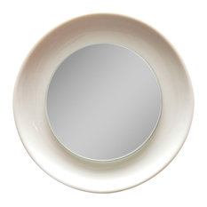 Christine Hechinger Mira Mirror, Cream, Large