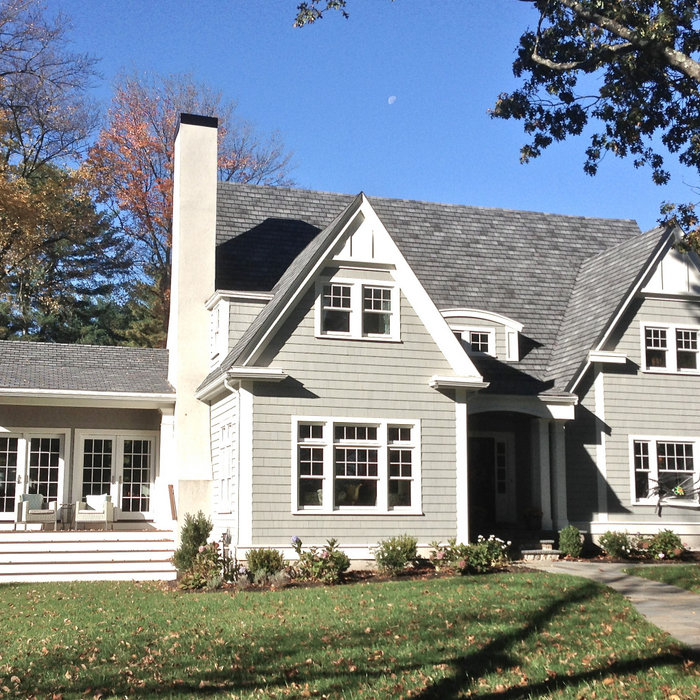 Tudor Home Addition - Wellesley, MA