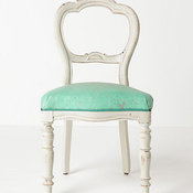Olmo Chair, Turquoise