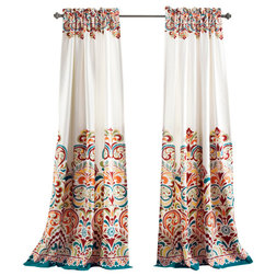 Contemporary Curtains by Lush Decor