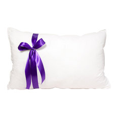 The Original Queen Anne Pillow 100% Down Pillow, White, Queen, Soft