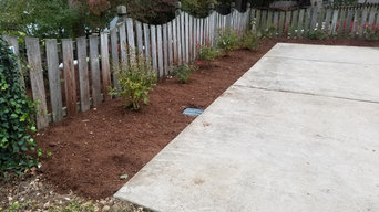 Landscape & Retaining Wall