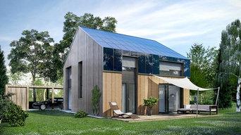 Singlehaus Typ Q92 Visualisierung