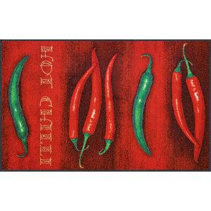 Hot Chili Door Mat, 120x75 cm