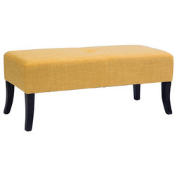 Contemporary Upholstered Benches by CorLiving