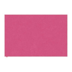 Liv Pink Hall Rug, Neon Green Stitching, 120x200 cm