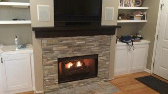 Ragon Fireplace