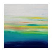 """Sunrise"" by Hilary Winfield, Canvas Art"