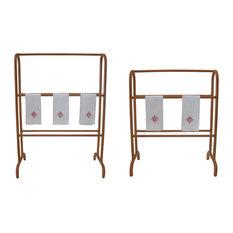 - Dormitorio - Toalleros y soportes