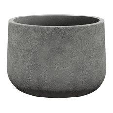 Campania International Cast Stone Tribeca Planter, Medium