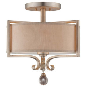 Savoy House Europe Rosendal Semi-Flush Lamp