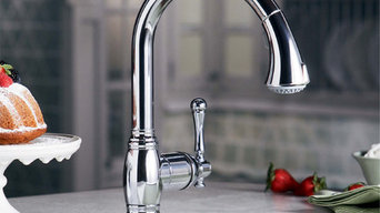 Faucet ideas for the kitchen