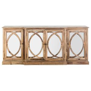 Vichy Mirrored Sideboard