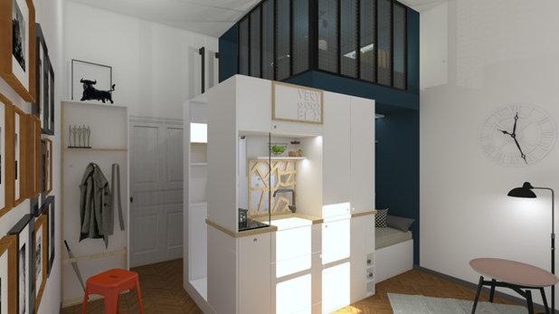 avant apr s retour de la very good box pour optimiser. Black Bedroom Furniture Sets. Home Design Ideas