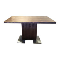 Stainless Steel Dining Room Tables | Houzz