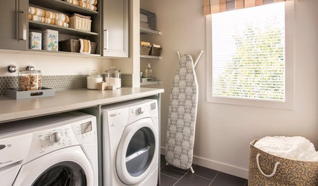 Homeowner's Workbook: How to Remodel the Laundry Room