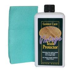 Golden Care Vintage Teak Protector