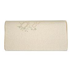 Contoura Genuine Memory-Cell Pillow, Thin