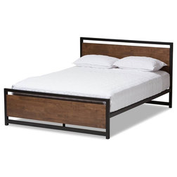 Industrial Panel Beds by ShopLadder