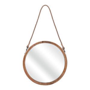 Senga Wood Mirror, Large