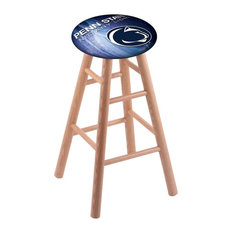 Penn State Extra Tall Bar Stool Natural