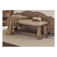 bedroom benches for less
