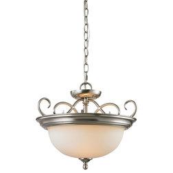 Traditional Pendant Lighting by Lights On Fleek