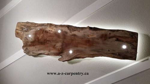 living edge lighting. With Led\u0027s And Strip Lighting Hang Up Four Timber Screws 10 Mm X 280 Living Edge